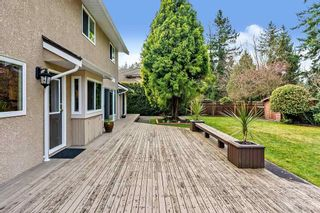 Photo 34: 2291 130 STREET in Surrey: Elgin Chantrell House for sale (South Surrey White Rock)  : MLS®# R2550334