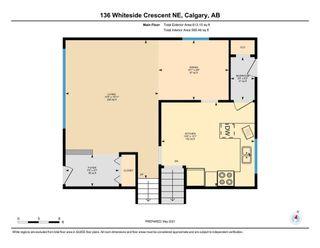 Photo 41: 136 Whiteside Crescent NE in Calgary: Whitehorn Detached for sale : MLS®# A1109601