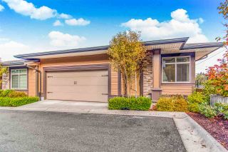 """Photo 1: 12 35846 MCKEE Road in Abbotsford: Abbotsford East Townhouse for sale in """"SANDSTONE RIDGE"""" : MLS®# R2505924"""
