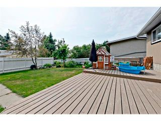 Photo 28: 6304 LACOMBE Way SW in Calgary: Lakeview House for sale : MLS®# C4020490