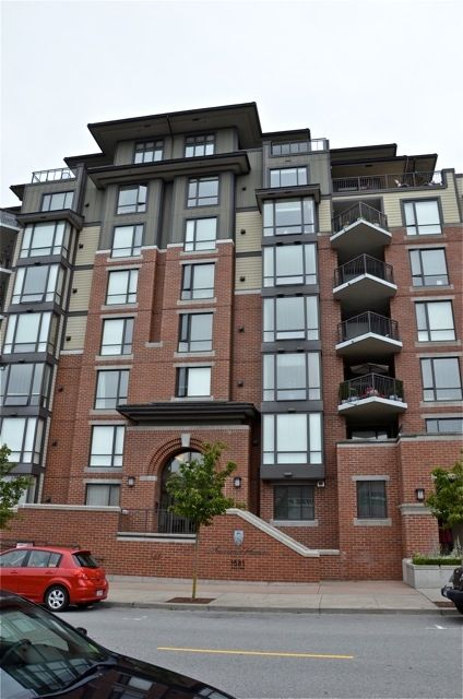 """Photo 1: Photos: 604 1581 FOSTER Street: White Rock Condo for sale in """"SUSSEX HOUSE"""" (South Surrey White Rock)  : MLS®# F1117826"""