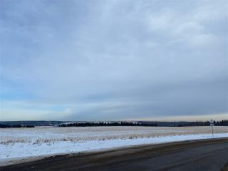 Photo 1: 3 Coal Mine Road: Rural Sturgeon County Rural Land/Vacant Lot for sale : MLS®# E4219371
