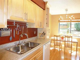 Photo 4: 3446 NAIRN Avenue in Vancouver: Champlain Heights Townhouse for sale (Vancouver East)  : MLS®# V1042758