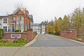 "Photo 1: 79 14433 60 Avenue in Surrey: Sullivan Station Townhouse for sale in ""BRIXTONE"" : MLS®# R2524154"