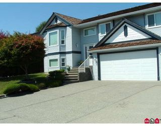 Photo 1: 31131 EDGEHILL Avenue in Abbotsford: Abbotsford West House for sale : MLS®# F2916696