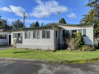 Photo 1: 3 2607 Selwyn Rd in : La Mill Hill Manufactured Home for sale (Langford)  : MLS®# 864426