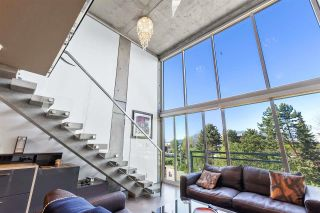 """Photo 9: 513 1540 W 2ND Avenue in Vancouver: False Creek Condo for sale in """"THE WATERFALL BUILDING"""" (Vancouver West)  : MLS®# R2624820"""