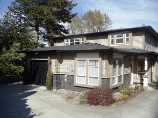Photo 1: 1598 Parker Pl in White Rock: Home for sale : MLS®# f1322012
