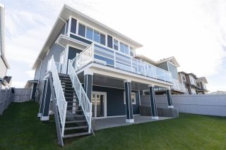 Photo 37: 6918 JOHNNIE CAINE Way in Edmonton: Zone 27 House for sale : MLS®# E4240856