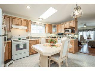 "Photo 8: 32 7850 KING GEORGE Boulevard in Surrey: East Newton Manufactured Home for sale in ""Bear Creek Glen"" : MLS®# R2547682"