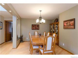 Photo 6: 19 Radium Cove in WINNIPEG: North Kildonan Residential for sale (North East Winnipeg)  : MLS®# 1601477