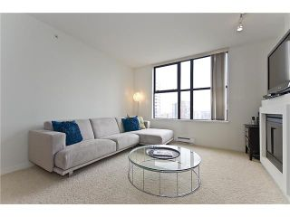 """Photo 5: 1505 989 BEATTY Street in Vancouver: Yaletown Condo for sale in """"NOVA"""" (Vancouver West)  : MLS®# V914855"""