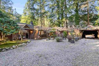 Photo 21: 3275 CAPILANO Crescent in North Vancouver: Capilano NV House for sale : MLS®# R2531972