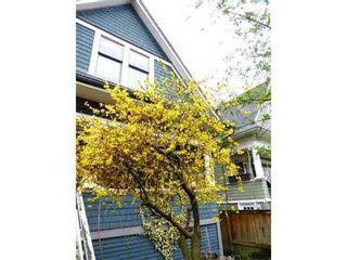 Photo 2: 2344 PRINCE ALBERT Street: Mount Pleasant VE Home for sale ()  : MLS®# V1053621