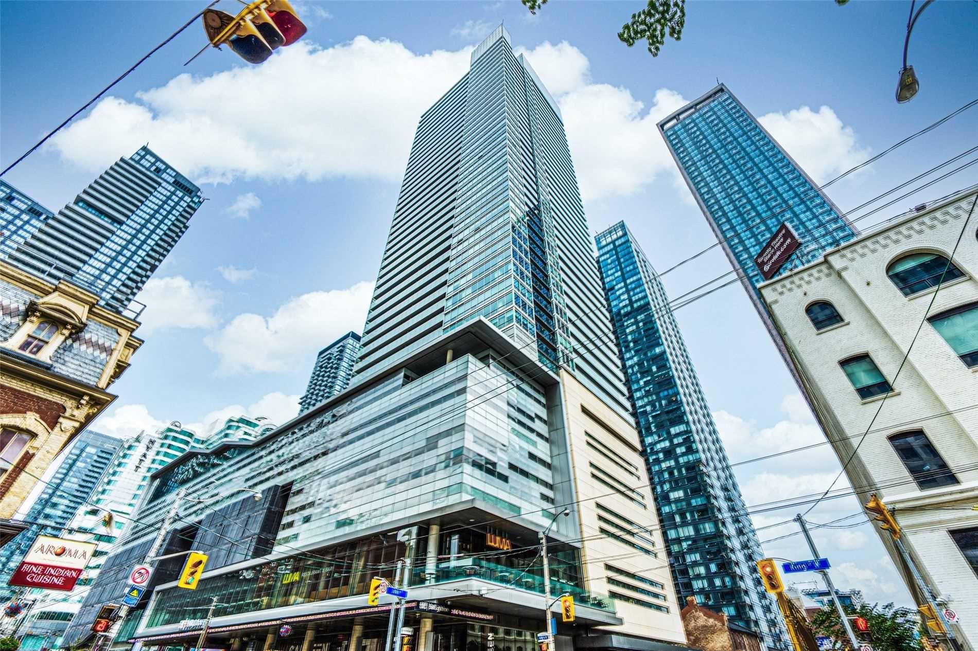 Main Photo: 2008 80 John Street in Toronto: Waterfront Communities C1 Condo for lease (Toronto C01)  : MLS®# C5333369