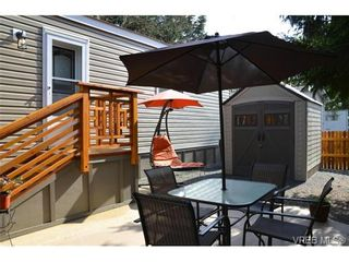 Photo 11: 46 2780 Spencer Rd in VICTORIA: La Goldstream Manufactured Home for sale (Langford)  : MLS®# 697284