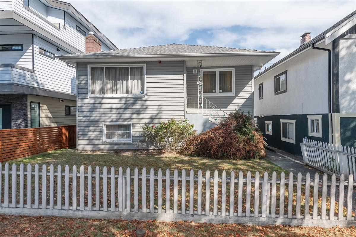 Main Photo: 1815 E 37TH Avenue in Vancouver: Victoria VE House for sale (Vancouver East)  : MLS®# R2403600