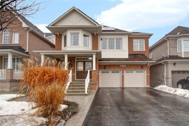 Main Photo: 60 Manley Ave in Whitchurch-Stouffville: Freehold for sale : MLS®# N4045592