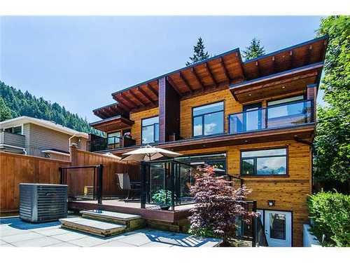 Main Photo: 6379 ARGYLE Ave in West Vancouver: Home for sale : MLS®# V1016991