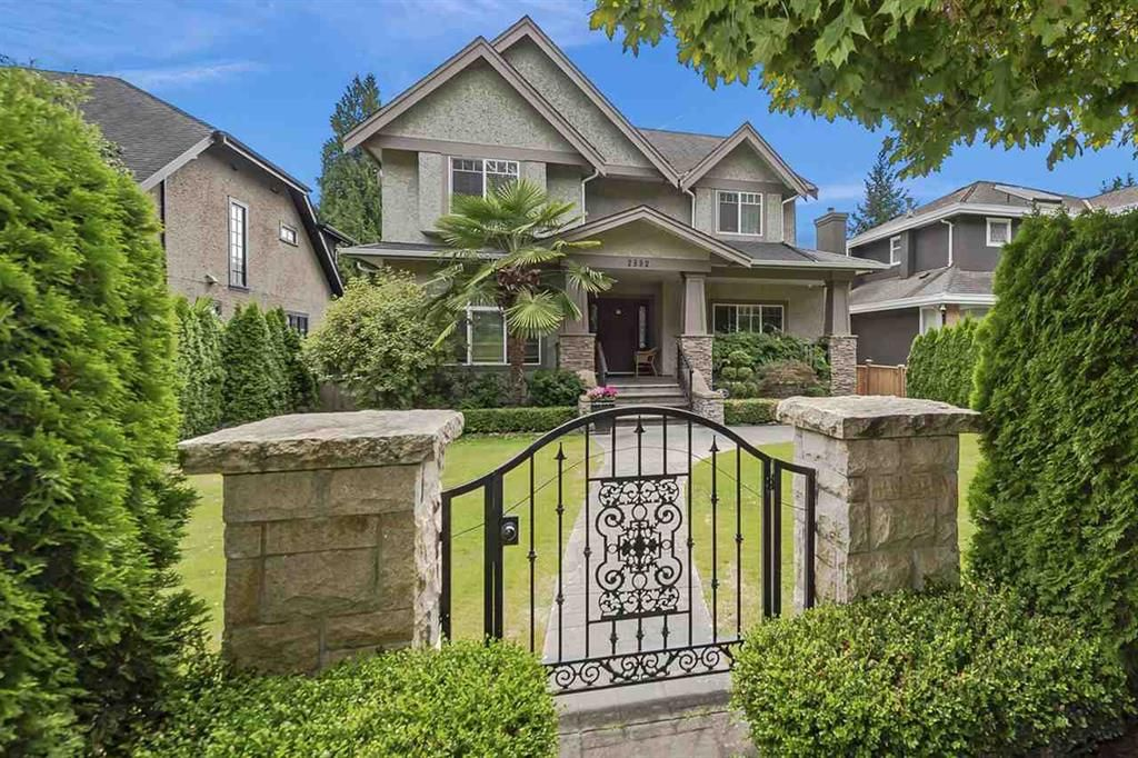 Main Photo: 2332 W 47TH AVENUE in Vancouver: House for sale : MLS®# R2434376