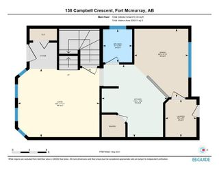 Photo 10: 138 Campbell Crescent: Fort McMurray Detached for sale : MLS®# A1112255