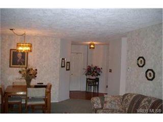 Photo 4: 102 1561 Stockton Cres in VICTORIA: SE Cedar Hill Condo for sale (Saanich East)  : MLS®# 339033