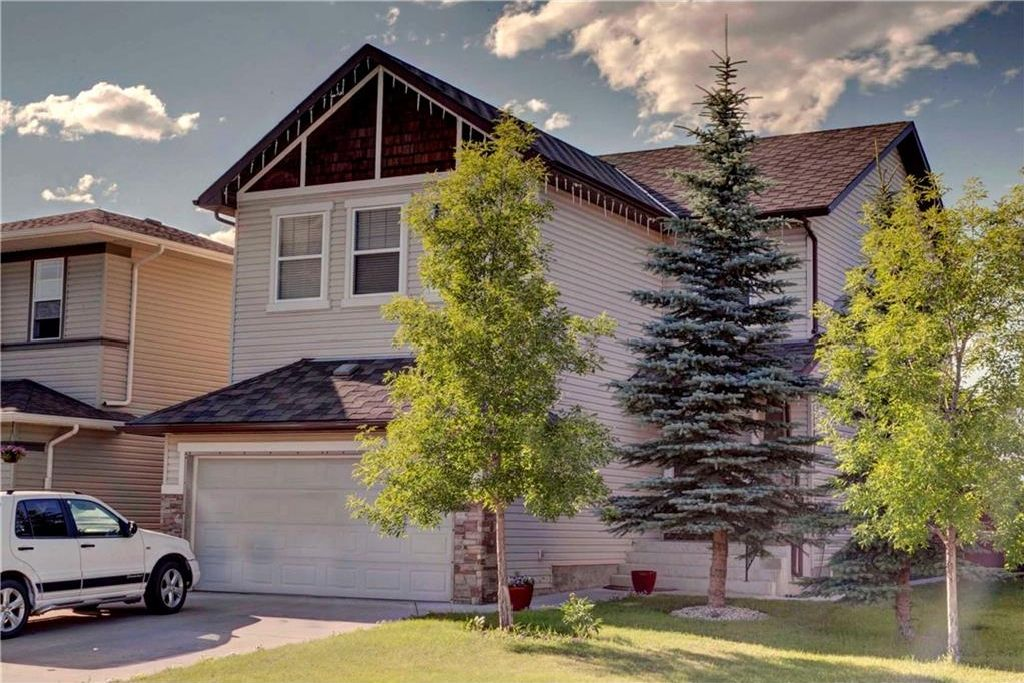 Main Photo: 279 CHAPALINA Terrace SE in Calgary: Chaparral House for sale : MLS®# C4128553