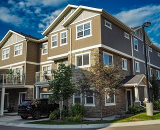 Photo 1: 308 EVANSTON Manor NW in Calgary: Evanston Row/Townhouse for sale : MLS®# A1009333
