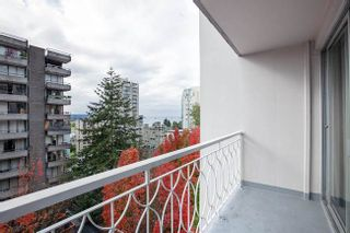 Photo 15: 702 1219 HARWOOD STREET in Vancouver West: Home for sale : MLS®# R2313439
