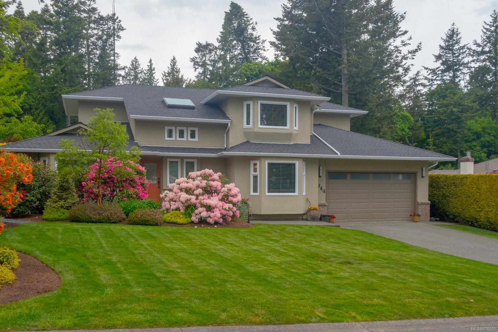 Main Photo: 5044 Cambria Wood Terr in : SE Cordova Bay House for sale (Saanich East)  : MLS®# 876283