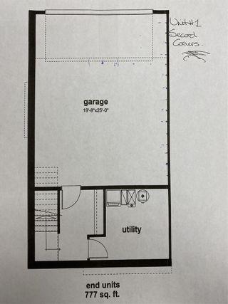 Photo 17: 1 9535 217 Street in Edmonton: Zone 58 Townhouse for sale : MLS®# E4215862