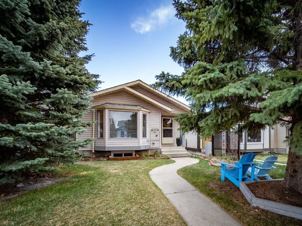 Main Photo: 215 Millcrest Way SW in Calgary: Millrise Detached for sale : MLS®# A1103784