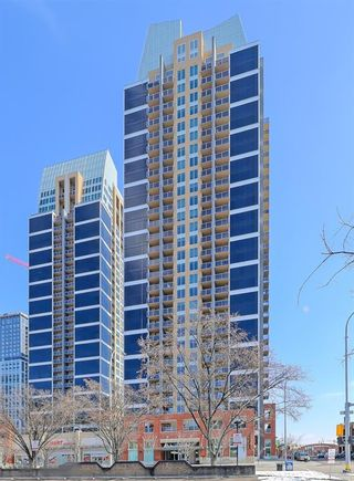 Photo 1: 2709 1320 1 Street SE in Calgary: Beltline Apartment for sale : MLS®# A1084785