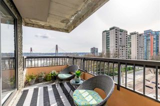 """Photo 9: 704 47 AGNES Street in New Westminster: Downtown NW Condo for sale in """"FRASER HOUSE"""" : MLS®# R2552466"""