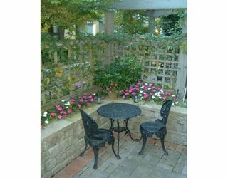 """Photo 5: 795 W 8TH Ave in Vancouver: Fairview VW Townhouse for sale in """"DOVER POINT"""" (Vancouver West)  : MLS®# V616095"""
