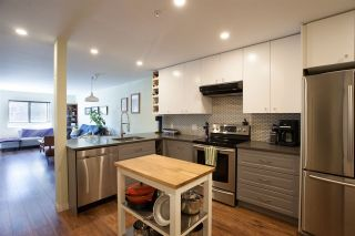 Photo 3: 201 1615 FRANCES STREET in Vancouver: Hastings Condo for sale (Vancouver East)  : MLS®# R2260105