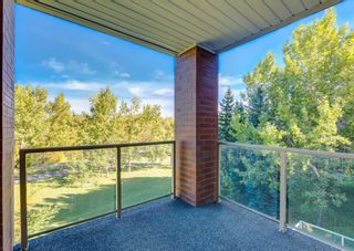 Photo 26: 307 600 Princeton Way SW in Calgary: Eau Claire Apartment for sale : MLS®# A1148817