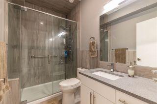 Photo 34: 7212 MAY Road in Edmonton: Zone 14 House Half Duplex for sale : MLS®# E4223733