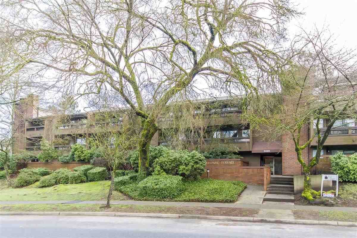 "Main Photo: 218 3420 BELL Avenue in Burnaby: Sullivan Heights Condo for sale in ""BELL PARK TERRACE"" (Burnaby North)  : MLS®# R2233927"