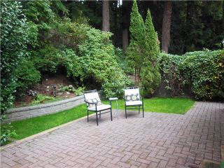 """Photo 9: 955 HERITAGE Boulevard in North Vancouver: Seymour Townhouse for sale in """"Heritage In The Woods"""" : MLS®# V1031683"""