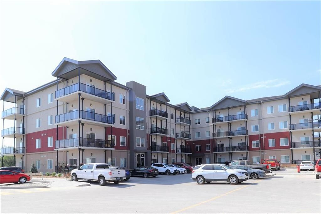 Main Photo: 211 50 Philip Lee Drive in Winnipeg: Crocus Meadows Condominium for sale (3K)  : MLS®# 202124277