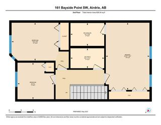 Photo 32: 161 Bayside Point SW: Airdrie Row/Townhouse for sale : MLS®# A1106831