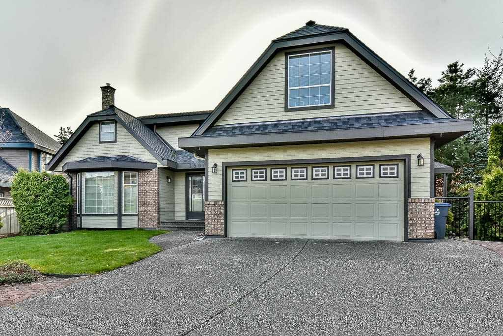 """Main Photo: 15003 81 Avenue in Surrey: Bear Creek Green Timbers House for sale in """"MORNINGSIDE ESTATES"""" : MLS®# R2155474"""