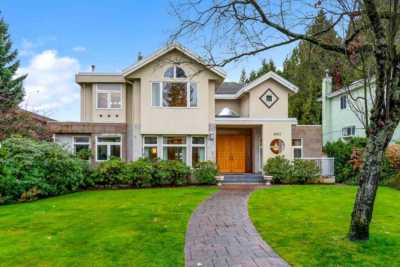 Main Photo: 6683 MONTGOMERY Street in Vancouver: South Granville House for sale (Vancouver West)  : MLS®# R2543642