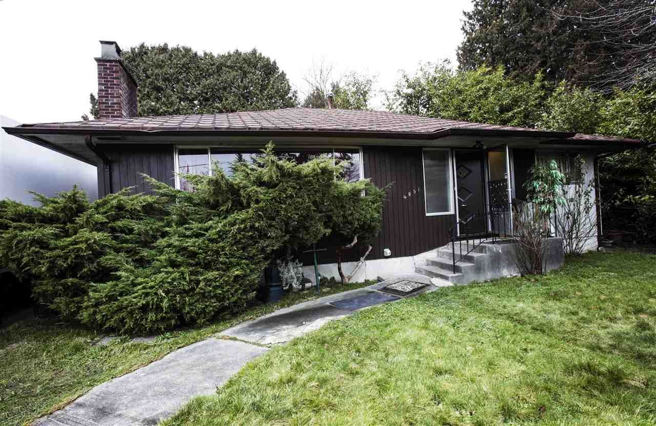 Main Photo: 4051 BROWN Road in Richmond: West Cambie House for sale : MLS®# R2030980