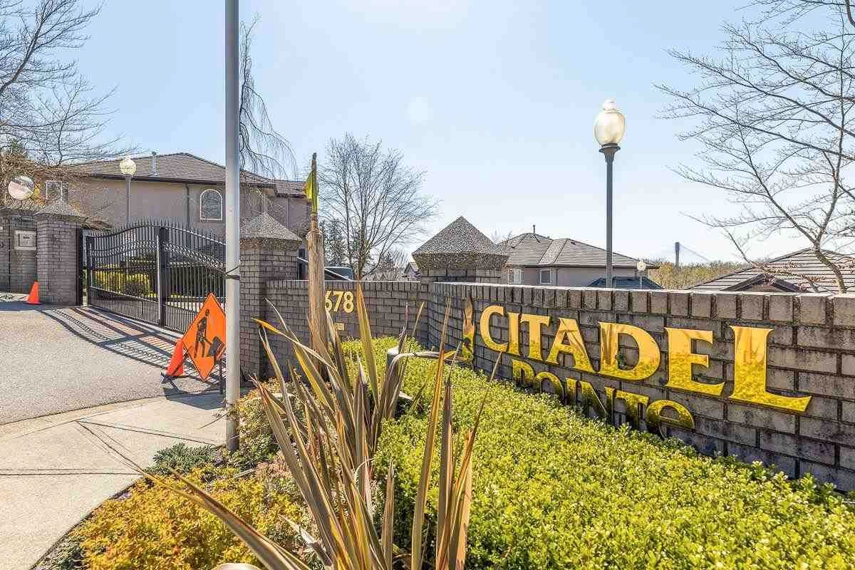"""Photo 35: Photos: 58 678 CITADEL Drive in Port Coquitlam: Citadel PQ Townhouse for sale in """"CITADEL POINT"""" : MLS®# R2586804"""