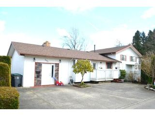 Photo 1: 1151 KING GEORGE Boulevard in Surrey: King George Corridor House for sale (South Surrey White Rock)  : MLS®# F1433076