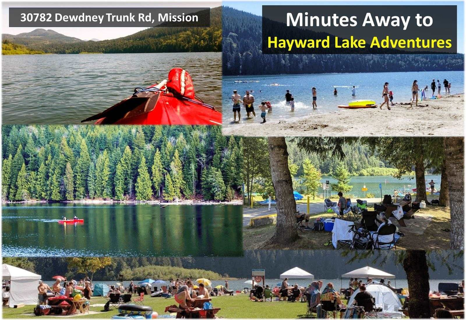 """Photo 5: Photos: 30782 DEWDNEY TRUNK Road in Mission: Stave Falls Land for sale in """"HAYWARD LAKE ESTATES INC."""" : MLS®# R2607109"""