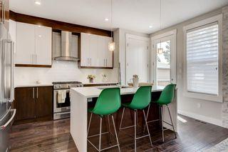 Photo 4: 1117 Russet Road NE in Calgary: Renfrew Semi Detached for sale : MLS®# A1089677