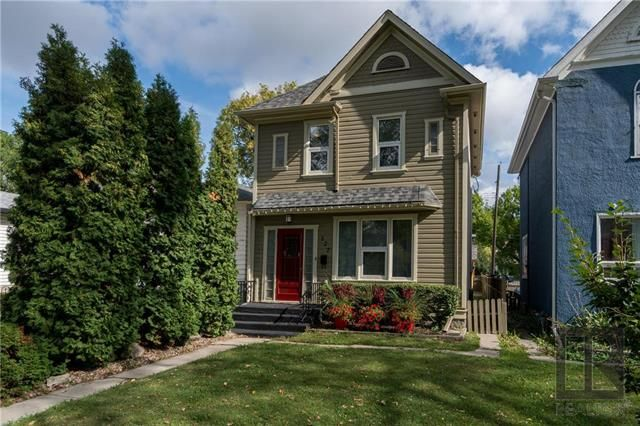 Photo 1: Photos: 127 Bannerman Avenue in Winnipeg: Scotia Heights Residential for sale (4D)  : MLS®# 1823869